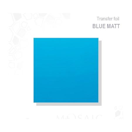 Casting Foil Blue Matt