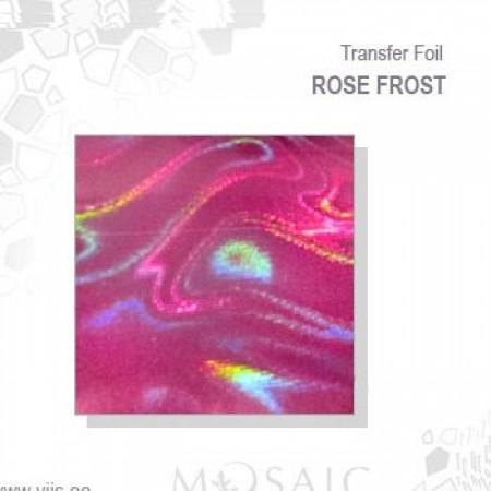 Rose frost Transfer Foil