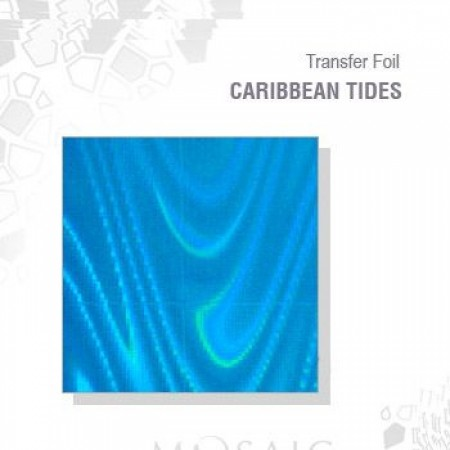 Carribean Tides Transfer Foil