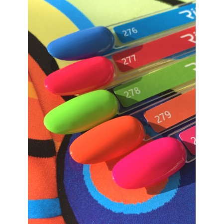 Ritzy Lac SPICE collection of 5 highlighter colours