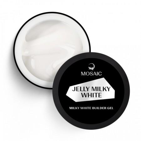 Mosaic JELLY MILKY WHITE Builder Gel 50 ml