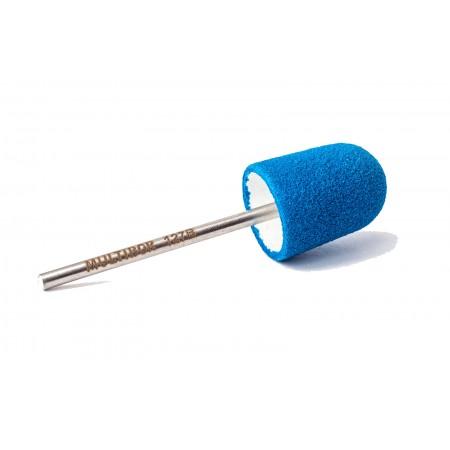 Reusable composite pedicure cap BLUE Fine 127B
