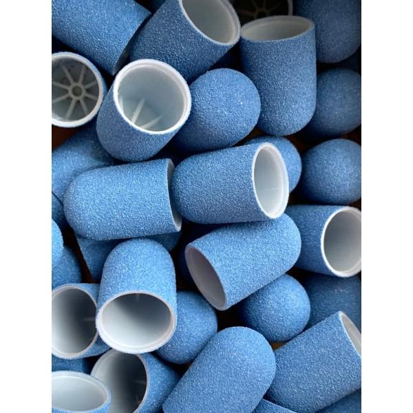 Replacement pedicure cap BLUE Fine C13B ( 1 pc)